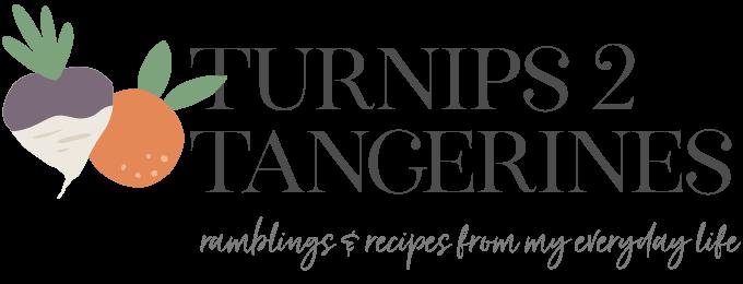 Turnips 2 Tangerines Logo