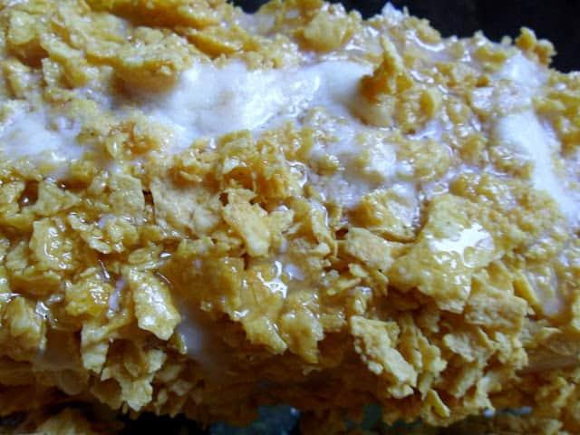 Cornflake Coated Crispy Haddock