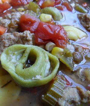 easy tortellini