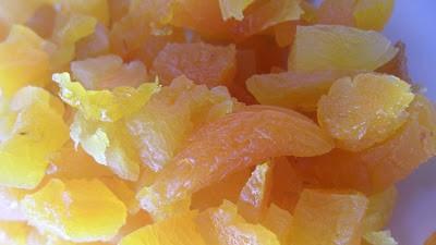 tangerine apricot