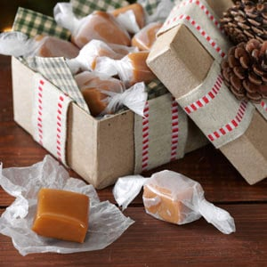 Rich and Buttery Caramels