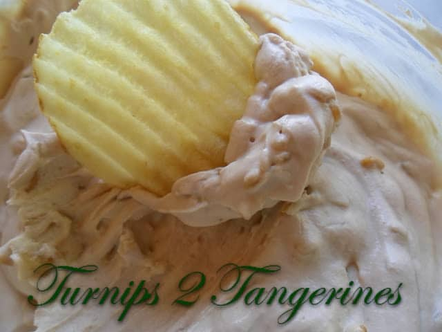 Carlenes Onion Chip Dip
