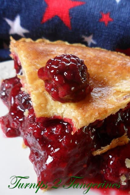 Bumbleberry or Mixed Berry Pie