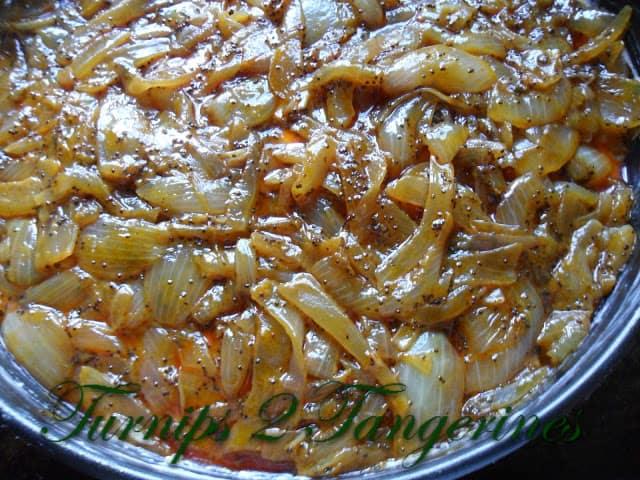 amish onion