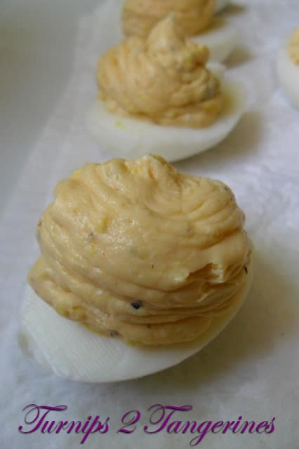 Signature Favorite Deviled Eggs