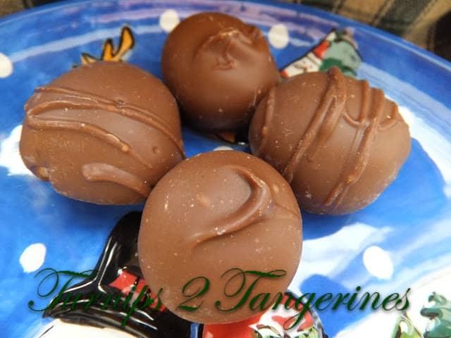 double chocolates