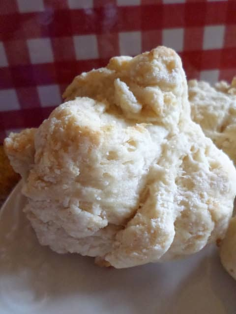 Big Batch Sourdough Biscuits