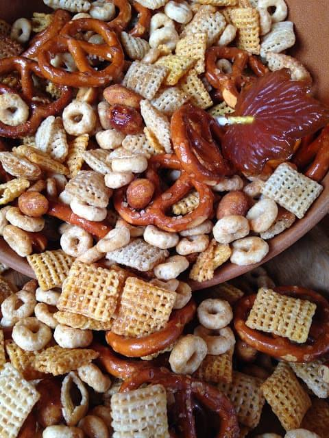 maple glazed snack