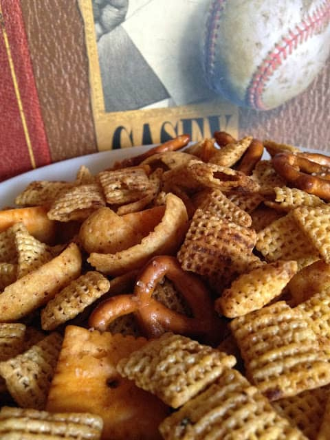 Chili Lime Chex Mix