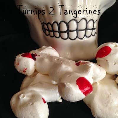 spooky meringue
