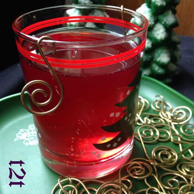 Cranberry Rhubarb Liqueur Revisited