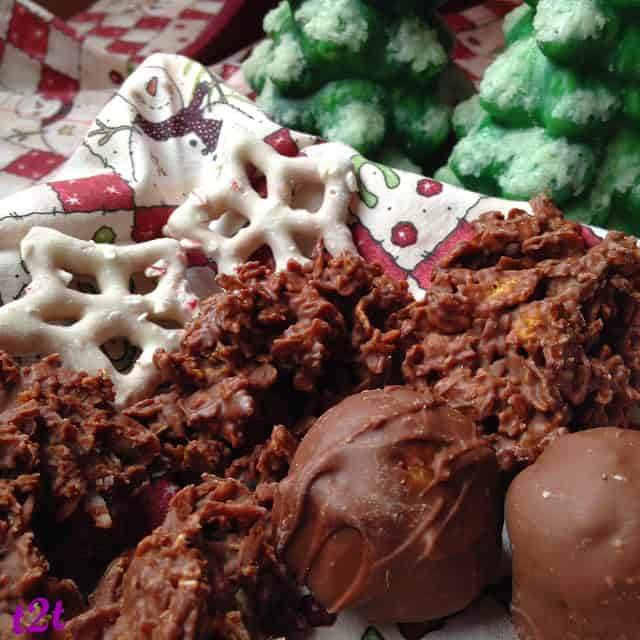 Peanut Butter Balls and More