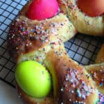 Easter Egg Bread