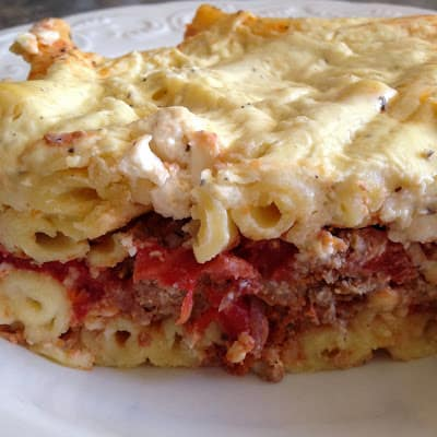 Greek Pastitsio Recipes from Around the World