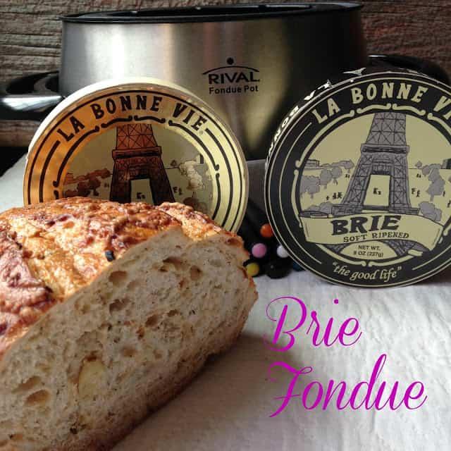 brie fondue