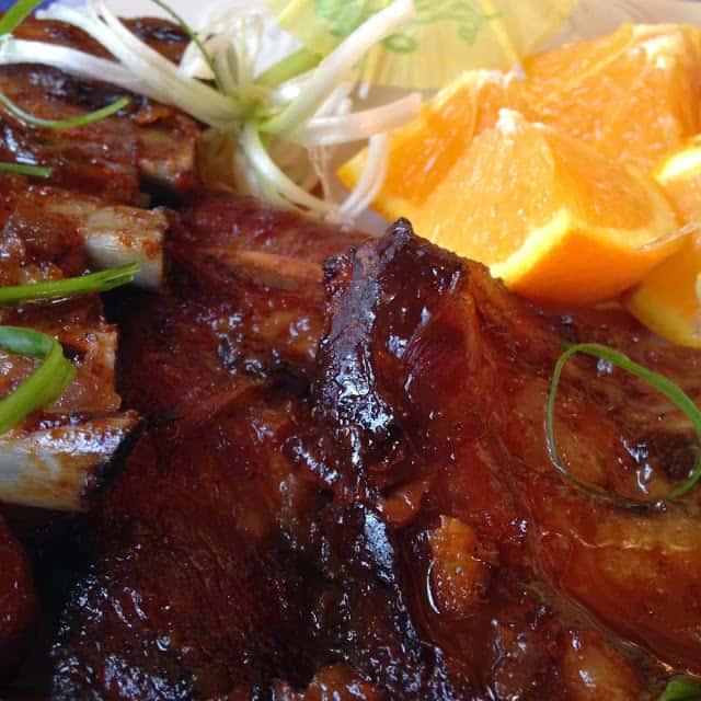 spare ribs cantonese