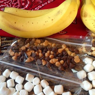 banana boat recipes