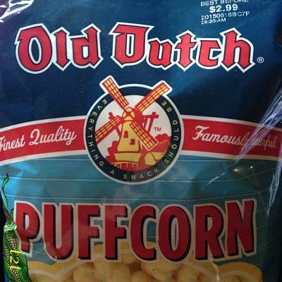 puffcorn recipes