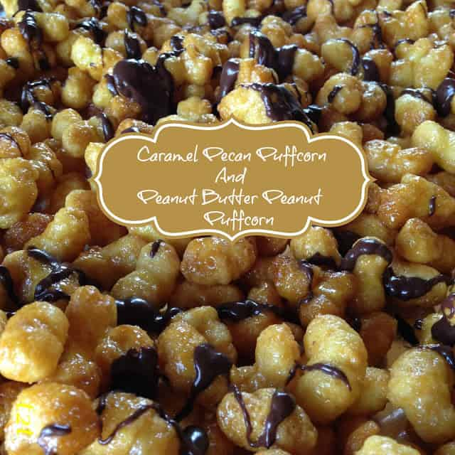 puffcorn recipes