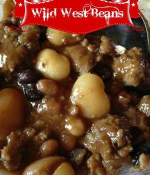 wild west beans