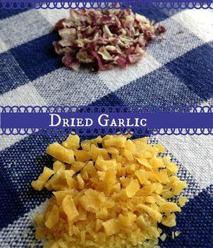 dry onions