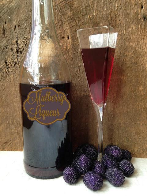 mulberry rhubarb