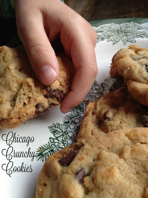 chicago crunchy