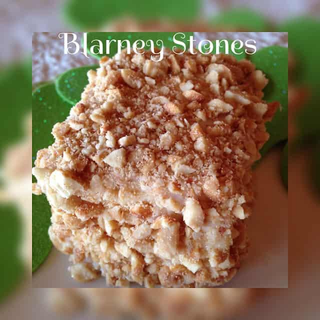 Blarney Stones a.k.a. Peanut Squares