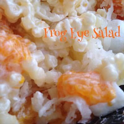 Frog Eye Salad
