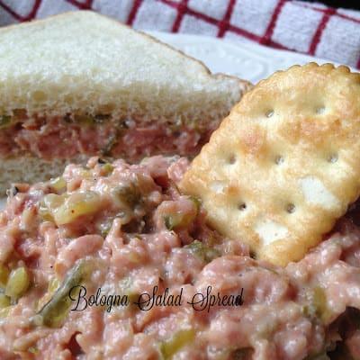 bologna sandwich spread