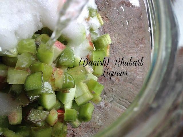 danish rhubarb