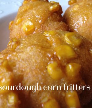 sourdough corn