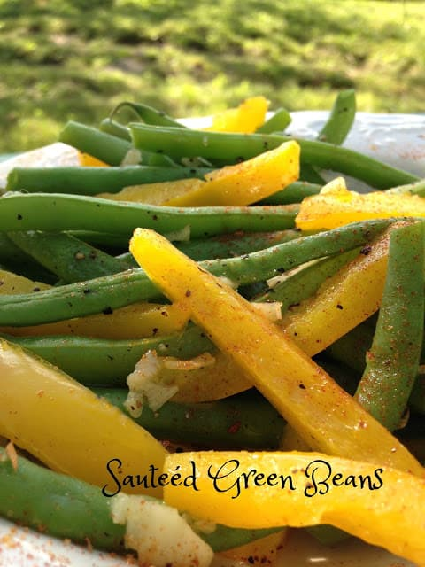 sauteed green