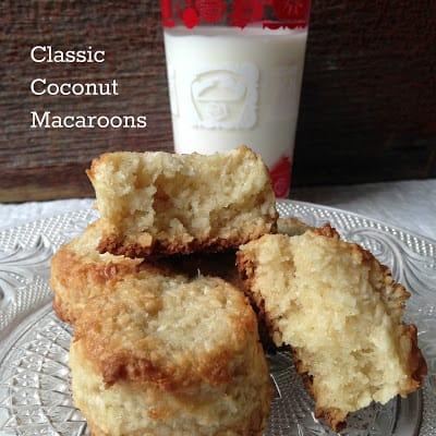 classic coconut
