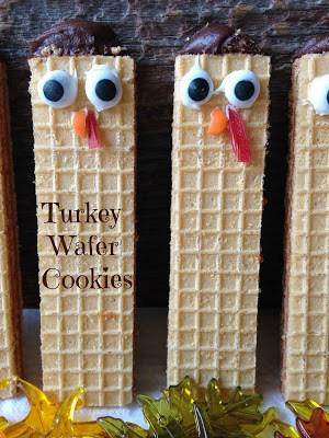 turkey wafer