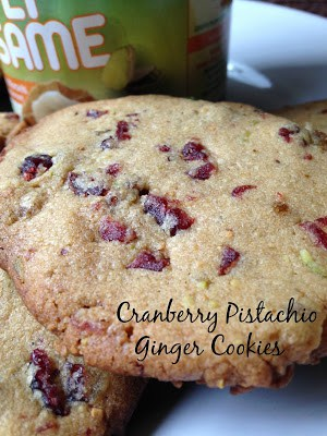 pistachio cranberry
