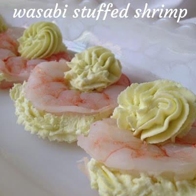 wasabi stuffed