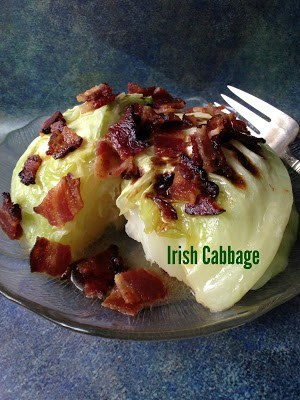 Irish Cabbage with Bacon