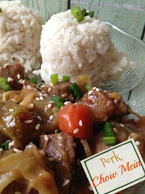 pork chow