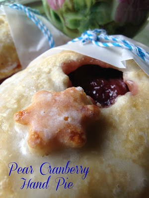 pear cranberry