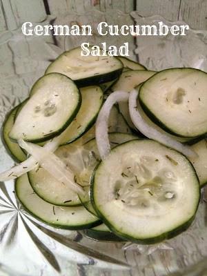 german cucumber