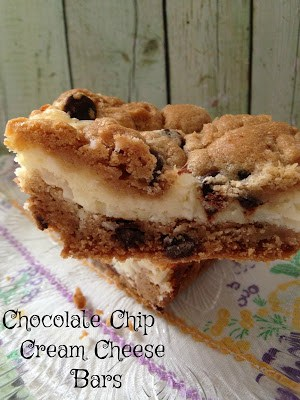 chocolate chip cream cheese
