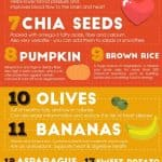 Super Foods to Keep You Healthy and Well