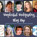 Wonderful Wednesday Blog Hop #230