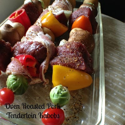 oven roasted pork tenderloin