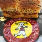 Italian Meatball Sliders #GoldenGirlGranola