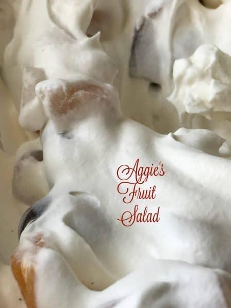Aggie's Fruit Salad