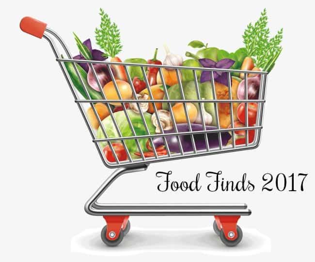 Food Finds-2017