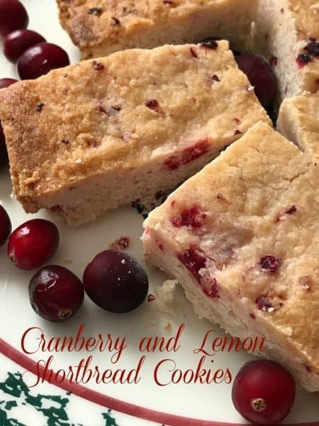 cranberry lemon