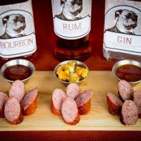 Booze Dogs Smoked Bratwurst Soup